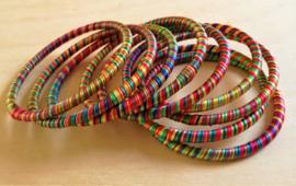 Bracelet indien multicolore