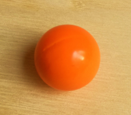 Boule d'harmonie orange
