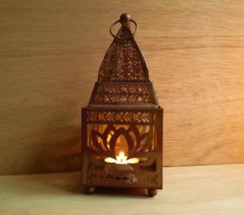 Oosterse lantaarn 'Lotus'