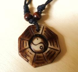 Pendentif Yin Yang du I Ching