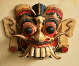 Masker uit Bali