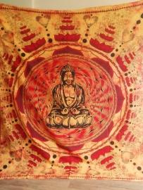 Indiase Grand Foulard Boeddha