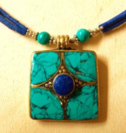 Collier de Tibet