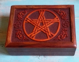 Sieradendoos Pentagram