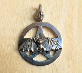 Pentagram hanger Vleermuis