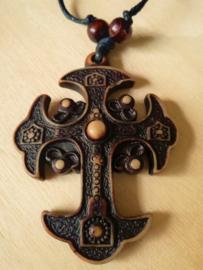 Keltisch Kruis hanger