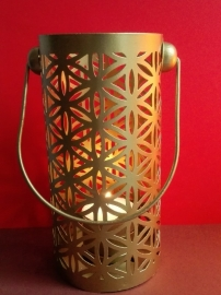 Porte lumignon Flower of Life