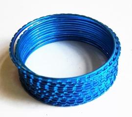 Bracelets Bracelets indiens Bleu