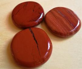 Rode Jaspis zaksteen