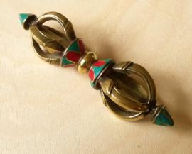 Amulette Tibétain Vajra