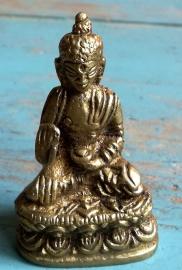 Boeddhabeeldje Abhaya mudra