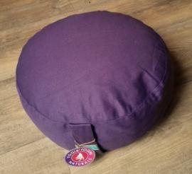 Coussin de méditation indigo - chakra 6
