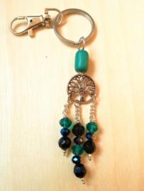 Porte-clés arbre de vie