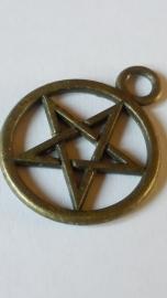 Pendentif / charme Pentagramme