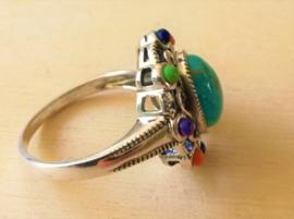 Ring Sleeping Beauty Turkoois