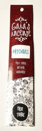 Wierook Patchouli Fair Trade