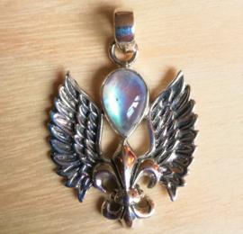 Hanger adelaar met franse lelie