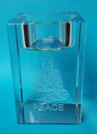 "Kristal laser ""Boeddha Peace"""