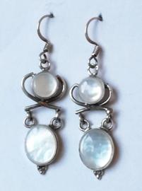 Boucles d`Oreilles Perle de Mer