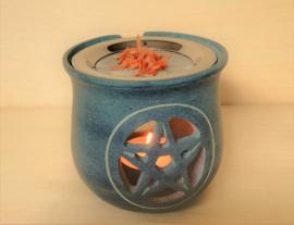Brûleur encens avec tamis