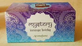 Encens Parfum aromafume Cubes Mystery