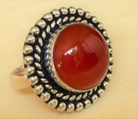 Ring Carneool