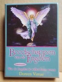 Doreen Virtue engelen orakelkaarten