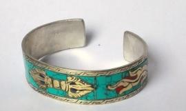 Bracelet tibétain - Vasjra