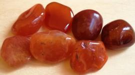 Carneool stenen