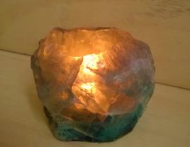 Bougoir Fluorite