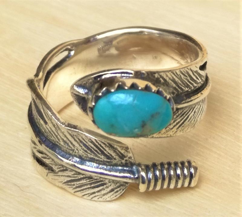 Ring Native American