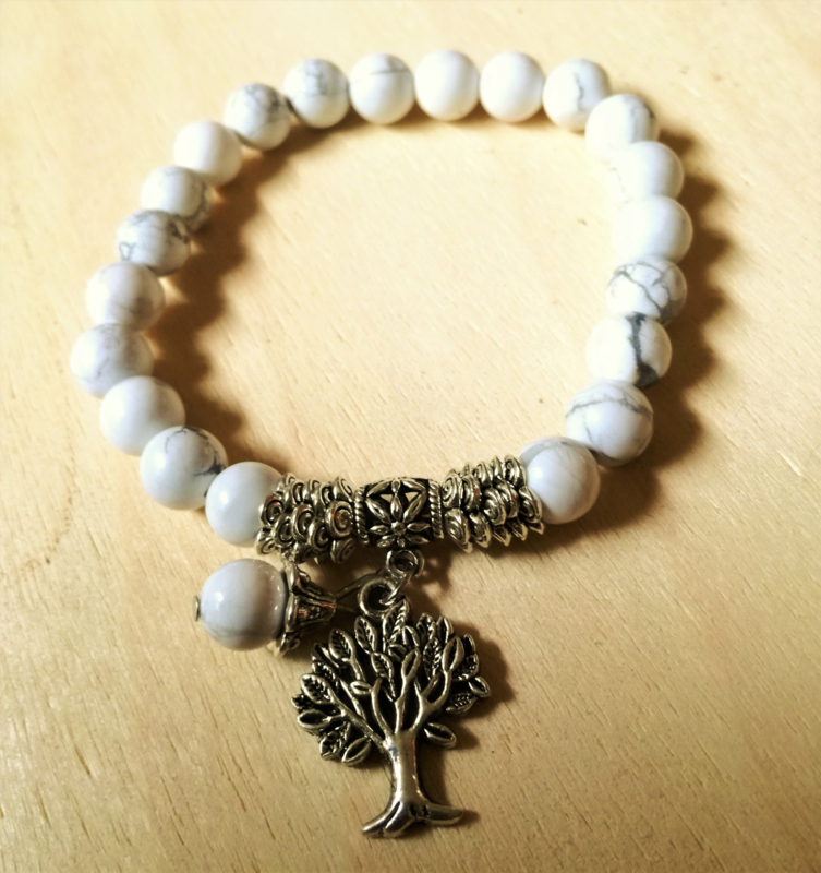 Armband Tree of Life Howliet