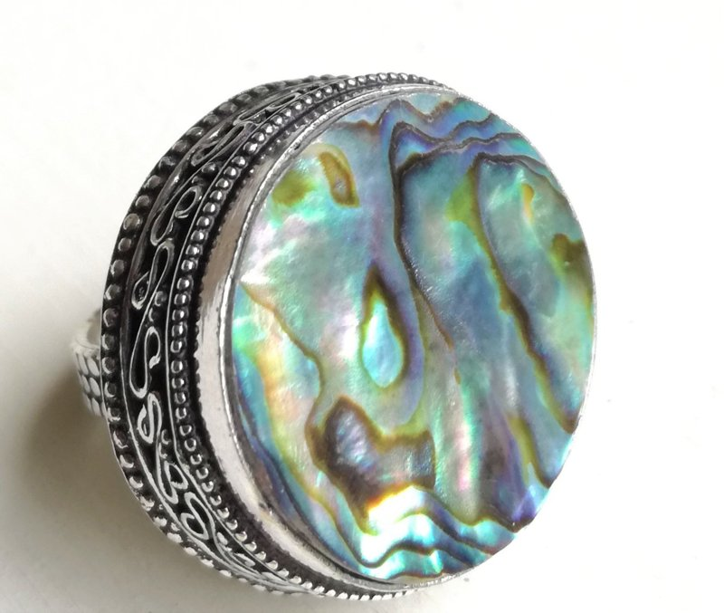 Ring Abalone Schelp XL