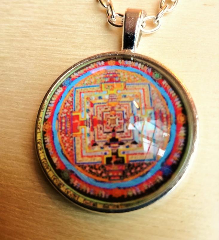 Tibetaans geluksamulet