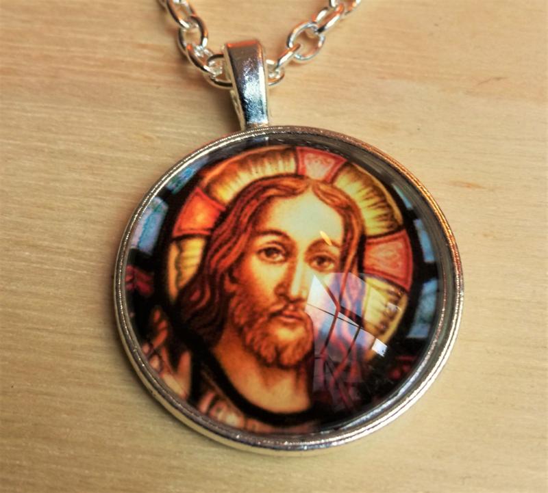 Geluksamulet 'Jezus'