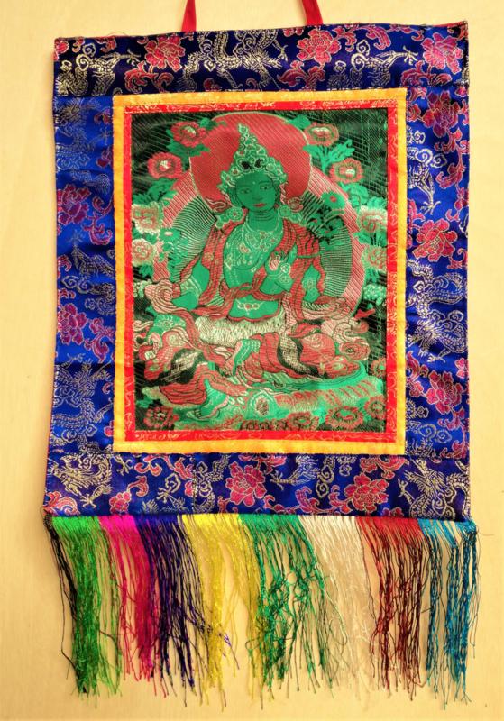 Tibetaanse Thanka Tara