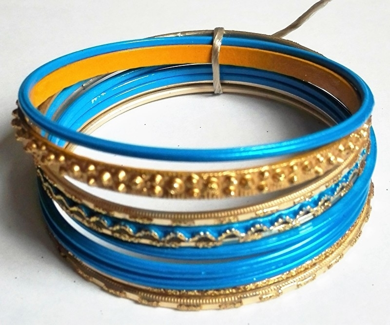 Indiase Bangle Armbanden