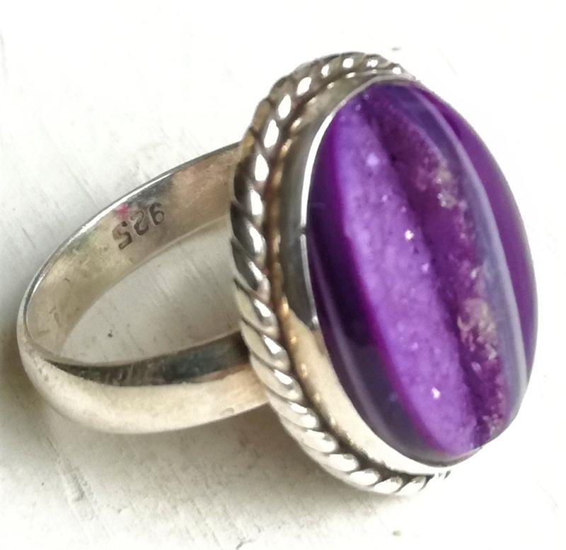 Ring Agaat