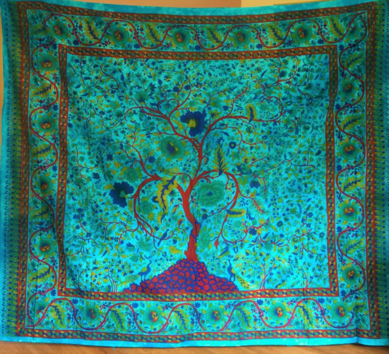 Oosterse Grand Foulard.Grand Foulard Kopen Spirituele Grand Foulard A La Tara