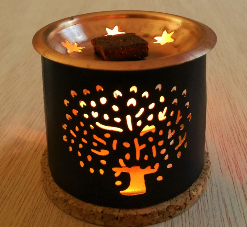 Aromafume Incense Diffuser Tree of Life