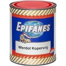 Werdol kopervrij 750 ml