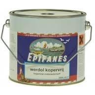 Werdol kopervrij 2 liter