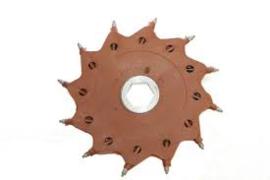 Tercoo roterende straler single