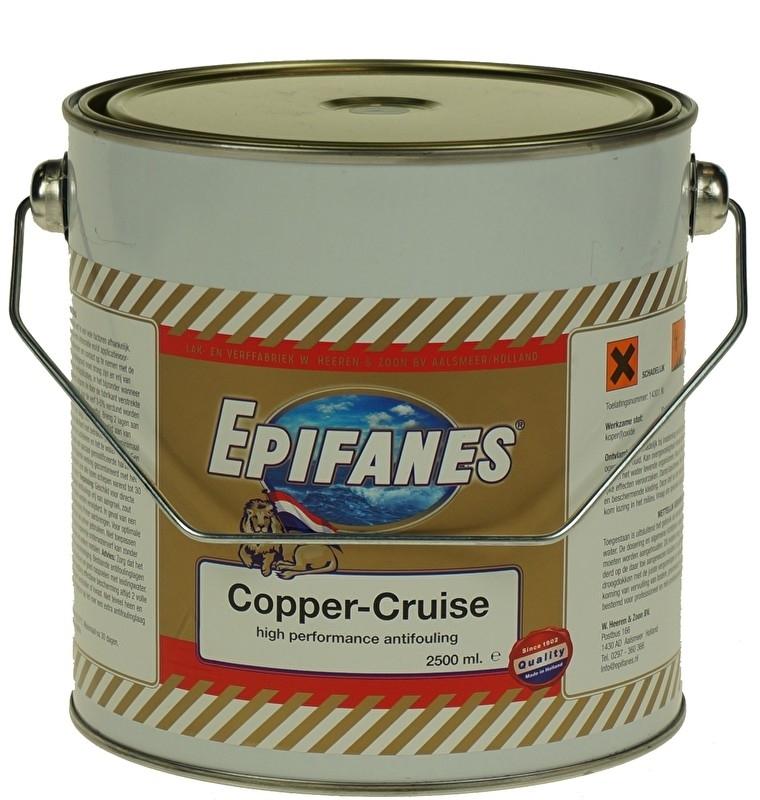 Epifanes Copper-Cruise  2,5 ltr.