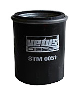 Oliefilter M2/M3/M4