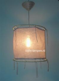 Ibizalamp mintgroen
