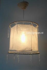 Ibizalamp wit