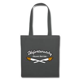 Tote bag Unfortunately Peanutbutter