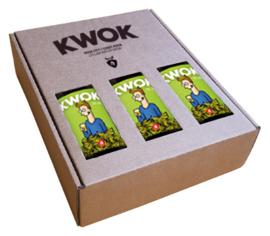 KWOK bierpack