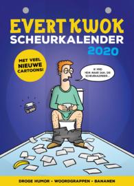 Evert Kwok Scheurkalender 2020